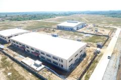 Factories Construction In Progress
