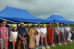 Land Breaking Ceremony