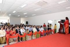 Soft Opening Ceremony of i-Land Park