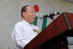 Speech by Guest of Honour H.E. U Saw Jubly San Hla (Minister of Karen Affairs)